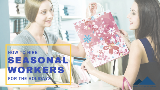 hire seasonal workers for holidays