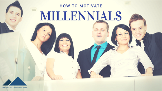 how to motivate millennials