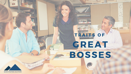 traits of great bosses